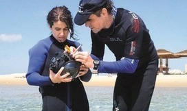 Israeli invention obviates divers' need for periscopes | All about water, the oceans, environmental issues | Scoop.it