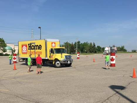 The best Toronto drivers go head-to-head at the Regional Truck Driving Championships - Truck News | Truckers Daily | Scoop.it