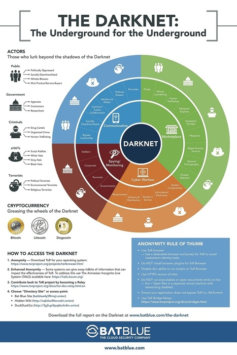 "Welcome to the Darknet: The Underground for the ""Underground"" 