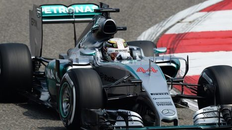 FP1 - Mercedes back in charge in China | F 1 | Scoop.it