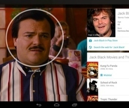Google's Knowledge Graph expands into movies on Android tablets thanks to ... - The Verge | Kenpachi's mind | Scoop.it