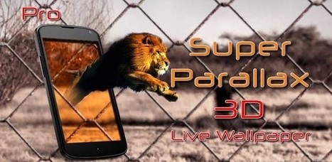 Super Parallax 3D Pro LWP v1.1.4   apkvietvn   Scoop.it