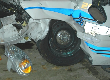 Quest 1: Motor Vehicle Accidents and Accident Reconstruction | OHS, Accident Forensics and Accident Prevention | Scoop.it