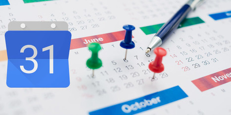 How to Make Google Calendar Collaboration Even Smarter | goethe | Scoop.it