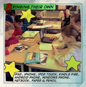 BYOT^4 Club | Adventures with Technology | Student Engagement and BYOT | Scoop.it