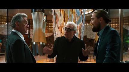 L'événement 2015 ! Le méga Buzz ! Scorsese, De Niro et Di Caprio réunis dans une pub.   PuB   Scoop.it