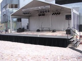 Revolving Stage and Its Uses | Concept Staging Ltd | Scoop.it