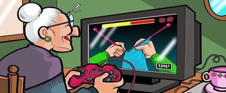 e-Salud: videojuegos que curan | Madres de Día Pamplona | Scoop.it