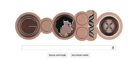 Google homenajea a Rosalind Franklin, pionera en la investigación del ADN   genetica   Scoop.it