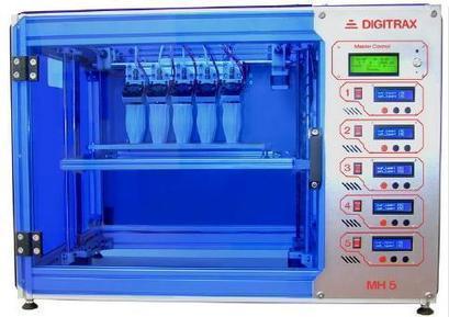 MH5 : L'imprimante 3D multi-têtes pour une impression en série - MonUnivers3D | FabLab-Net-iKi | Scoop.it