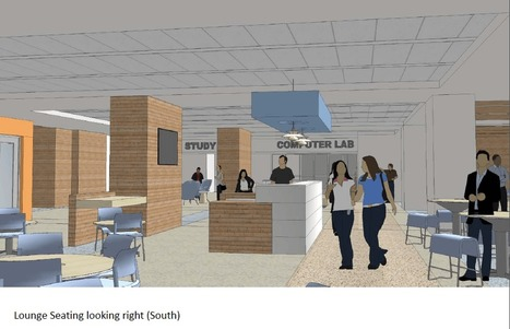 Reconfiguring Auburn University's Main Library for Engaged Active Student Learning | Supporting learning and teaching for academic librarians | Scoop.it