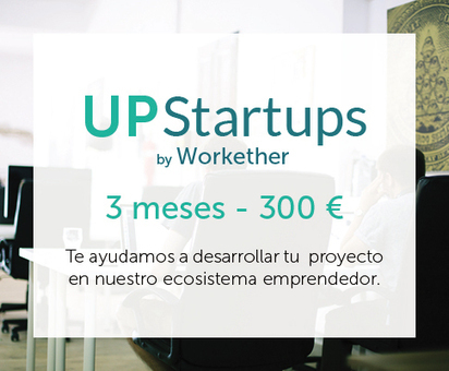 UP! Startups | Workether | elpady | Scoop.it
