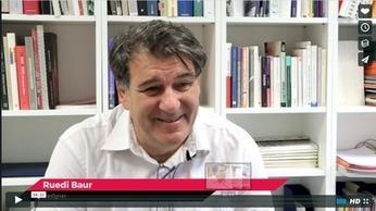 « Il ne faut pas croire au design en tant que recette », prévient Ruedi Baur | L'actu design par la Cité du design | Scoop.it