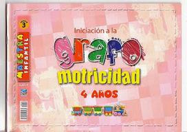 MAESTROS DE CORAZON: E-LIBRO: GRAFOMOTRICIDAD 4 AÑOS (EN PDF) | Educación Infantil 0-6 | Scoop.it