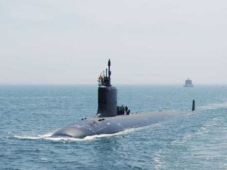 The Navy Is Already Working On A Submarine That Won't Be Ready Until 2030 | theyear2030 | Scoop.it