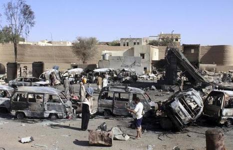 Aid agency Oxfam condemns Saudi air strike in Yemen | Global politics | Scoop.it