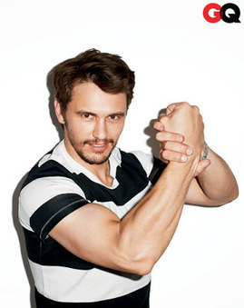 James Franco Flexes His Comedy Muscles for GQ | Paris-Confidential | Scoop.it