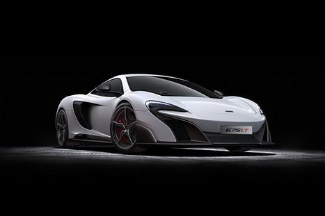 McLaren 675LT | A Drunk Designer | Scoop.it