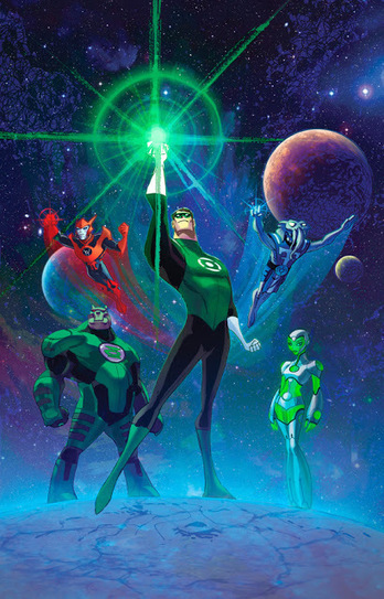 MAN OF BRONZE: BRUCE TIMM ABANDONA WARNER ANIMATION | Graphic design and things | Scoop.it