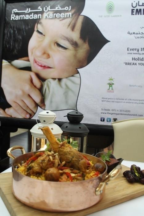 Slow cooked lamb shank Kabsa with Spicy Tomato Sauce | Holiday Inn Dubai Al Barsha | Scoop.it