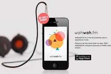 Wahwah.fm offers a social take on pirate radio | Radio 2.0 (En & Fr) | Scoop.it