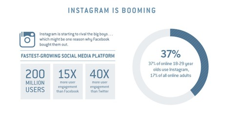 How to Increase Your Instagram Engagement by 182% | Social-Local-Mobile by TraX | Scoop.it