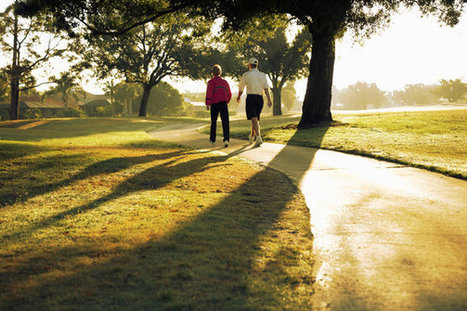Easing Brain Fatigue With a Walk in the Park   Physical and Mental Health - Exercise, Fitness and Activity   Scoop.it