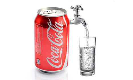 Coca-Cola and its bottlers 'replenish' all the water they use   Inspiring Sustainable End-to-End Supply Chain   Scoop.it