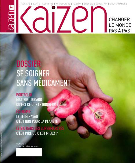 Vidéo de la semaine | Kaizen magazine | Fruits, légumes de saison et circuit court | Scoop.it