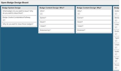 Open Badge Design Board | Open Badges, badges, badges, badges.... | Scoop.it