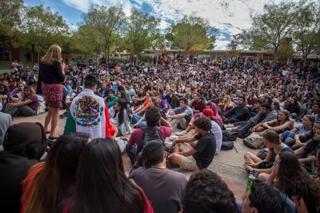Woodside: Attack on Trump-backing student spurs campus protest | Property Management - Homestretch Properties | Scoop.it