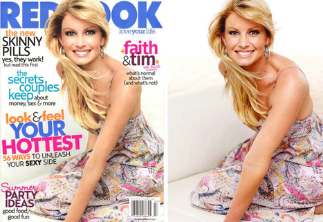 Photoshopping: Altering Images and Our Minds | BEAUTY REDEFINED | The Effects Of Photoshop On Magazines | Scoop.it