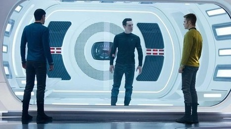 'Star Trek: Into Darkness' will bring movie fans into the light | In and About the News | Scoop.it