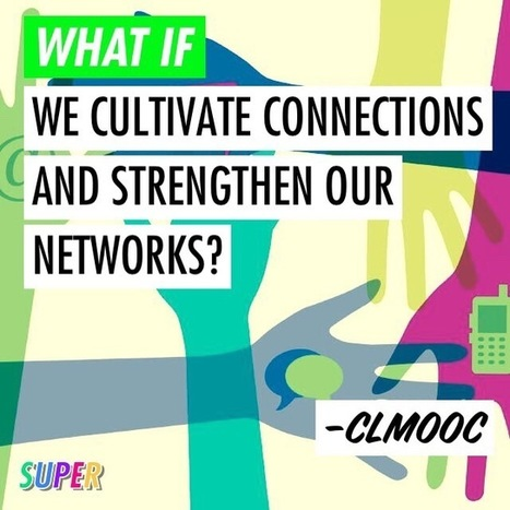 Make Cycle #1: Make with Me: Who Are We? – CLMOOC | New Learning - Ny læring | Scoop.it