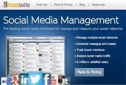 Découvrez HootSuite, outil indispensable de gestion des réseaux sociaux   Travailler autrement : l'intelligence collective pour se rencentrer sur l'humain   Scoop.it