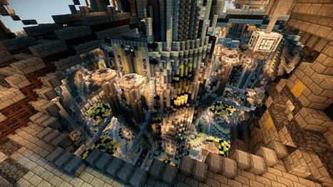 Warucia Castle Map Download For Minecraft | Free Download Minecraft | Scoop.it