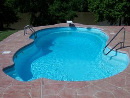 The Lazy 8 Fiberglass Swimming Pools | The Lazy 8 Swimming Pools | American Pool | Make The Best Swimming Pool Deal With American Pools! | Scoop.it