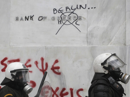 LIVE: The #Greek #Government Is Falling Apart | Commodities, Resource and Freedom | Scoop.it