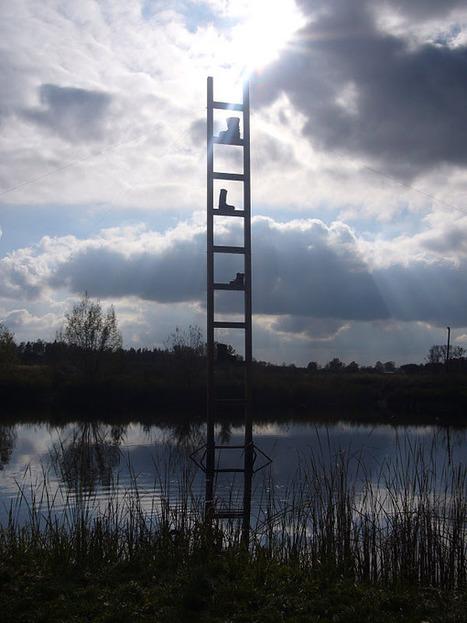"Jozef Szajna : ""Ladder to Heaven"" | Art Installations, Sculpture, Contemporary Art | Scoop.it"