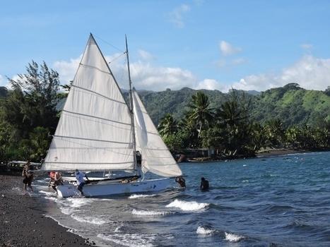 Embarquez dimanche sur une pirogue traditionnelle | Tahiti Infos | Kiosque du monde : Océanie | Scoop.it