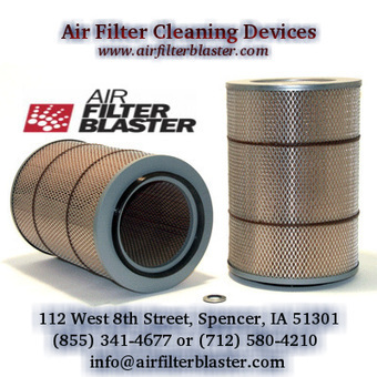 Air Filter Cleaning Devices - Air Filter Blaster | airfilterblaster | Scoop.it