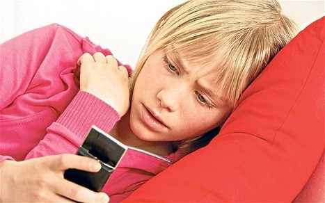 Fifth of teenagers admit to 'online bullying' - Telegraph | interlinc | Scoop.it