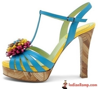 Beautiful Sandals for Ladies, Women Part Wear Shoes Online | Indian Ramp - Indian Fashion, Saree, Salwar Kameez, Mehendi Designs | Indian Fashion Updates | Scoop.it