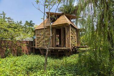 Construcción natural con bambú! - Spora BioArquitectura | Facebook | CONSTRUCCION BIOCLIMATICA. CASA ECOLÓGICA Y EFICIENTE. | Scoop.it