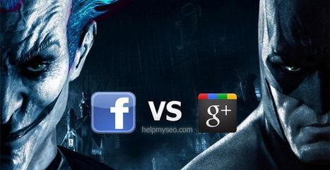 Facebook vs Google+  The Fight for the Web Has Begun | Social media culture | Scoop.it
