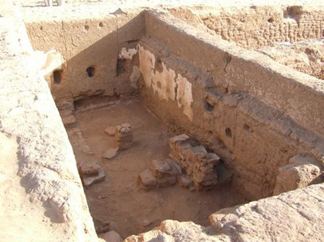 Drug References Found on Walls of Ancient Egyptian School | Archeology on the Net | Scoop.it