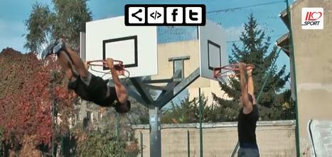 Le Street Workout ou comment se muscler en plein air | Le sport en milieu urbain | Scoop.it