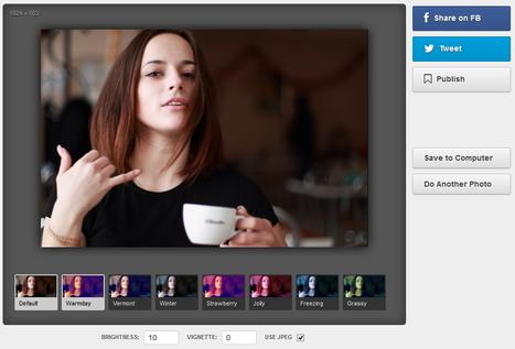 StunWall: Un autre outil de retouche photos en ligne | Le Top des Applications Web et Logiciels Gratuits | Scoop.it