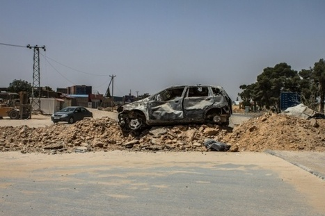 A glimpse into Tripoli's wreckage - Middle East Eye | Saif al Islam | Scoop.it