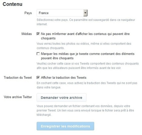 Twitter introduit la traduction automatique | social networking | Scoop.it